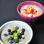 2-Ingredient Chia Seed Pudding