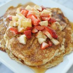 Pancakes (2 Ingredients)