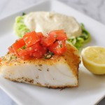 Spicy Baked Chilean Seabass